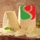 """""""Pecorino Romano"""" sheep milk cheese; in vacuum; weight around 250 g"""