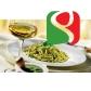 "FRESH ""Pesto Genovese DOP"" (extra virgin olive oil, grana padano and pecorino cheese, butter, pine nuts and walnuts) - 1000 g"
