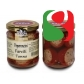 Small Red peppers stuffed with Tuna, 212 ml
